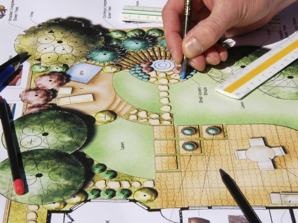 Blueprint for Landscape Design
